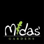 midas gardens logo s